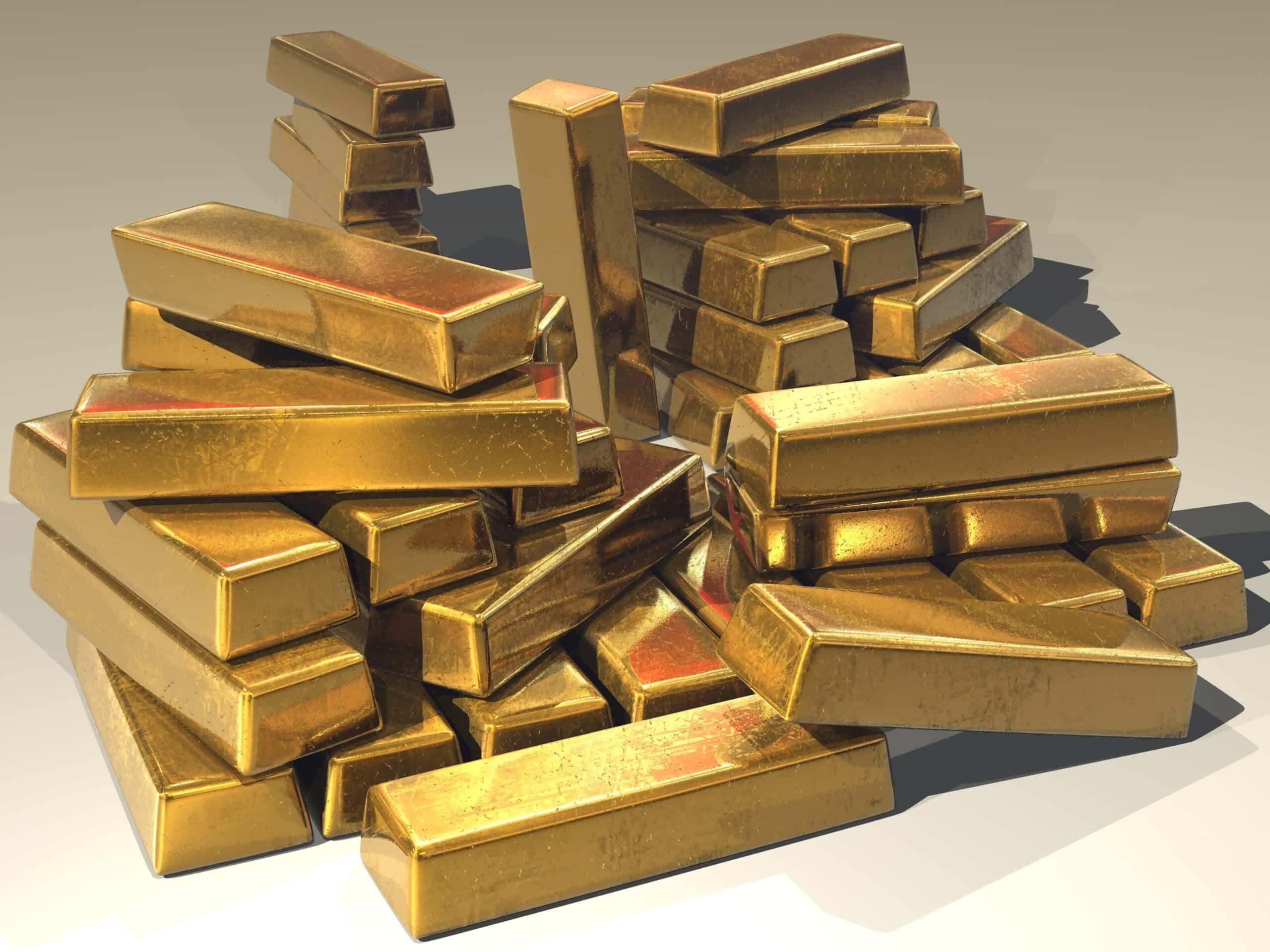 trading de l'or